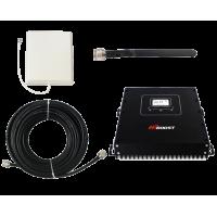 Zestaw (Wersja A) Repeater HI13-EDW z antena zewnętrzną panelową