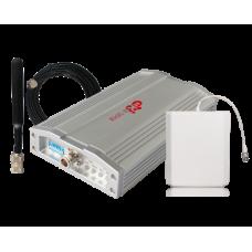 Zestaw (Wersja A) Repeater ZRD10I-GD z antena zewnętrzną panelową