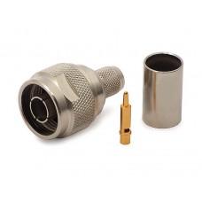 Złącze N(m) N50-W19.01 (polskie) H1000/CNT400/PCT400/LMR400/TRILAN400