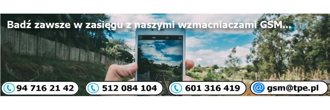 wzmacniacze GSM 1