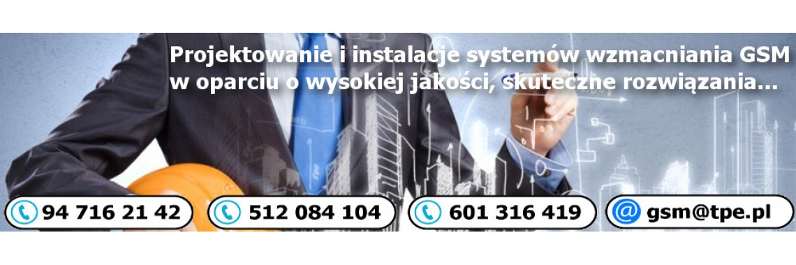 wzmacniacze GSM 2
